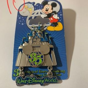 Disney World 35th Anniversary Pin